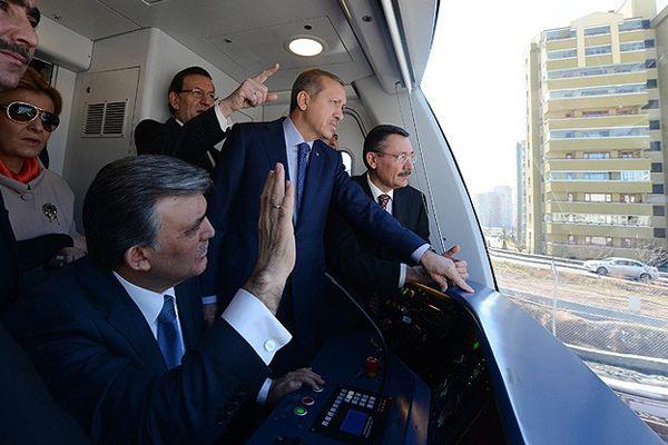Batıkent-Sincan metro hattı 1 hafta ücretsiz hizmet verecek