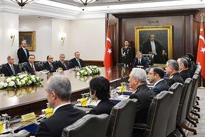 2013 yılının son MGK toplantısı yapıldı