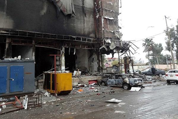 Mısır'da güvenlik güçlerine saldırı, 2 ölü