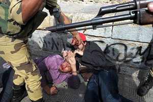 'Mısır insan hakları ihlallerinin hesabını vermeli'