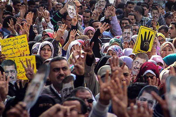 Mısır'da gösteri çağrısı yapıldı