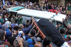 Mısır'da ölen gösterici sayısı 62'ye yükseldi