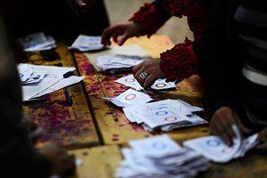 Mısır'da oyların yüzde 93'ü sayıldı