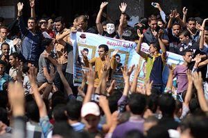 Mısır'da anayasa referandumu protesto edildi