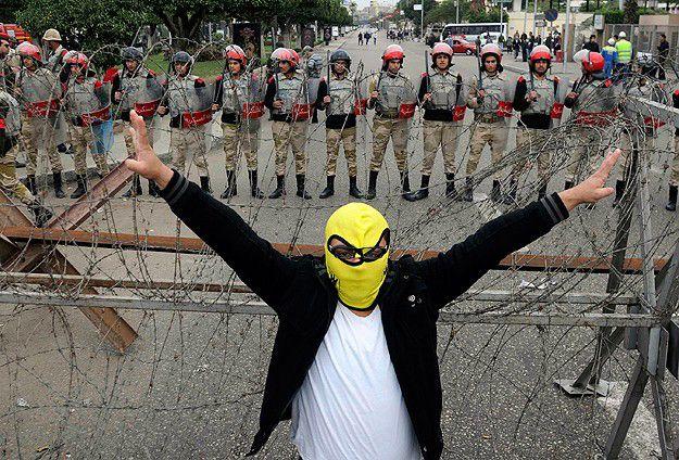 Mısır'da taciz ve tehditler artıyor