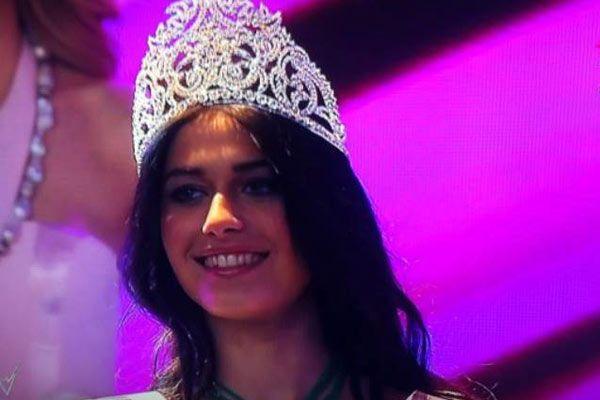 Türkiye dördüncü güzelinin yalanı ortaya çıktı
