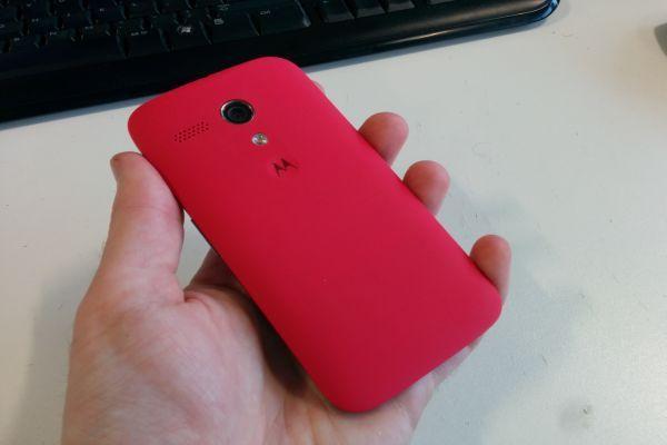 Motorola Moto G tüm özellikleri