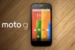 Moto G 'Google Play' çıktı