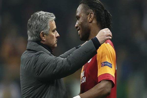 Mourinho, 'Drogba ile karşılaşmak benim için zor'