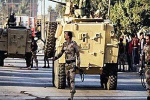 Mısır'ın Süveyş kentinde patlama meydana geldi