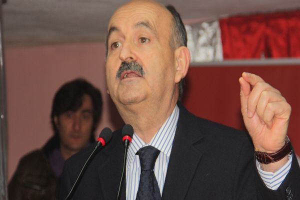Sağlık Bakanı Müezzinoğlu Havsa'da