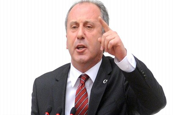 Muharrem İnce'den Kemal Kılıçdaroğlu'na sert eleştiri!