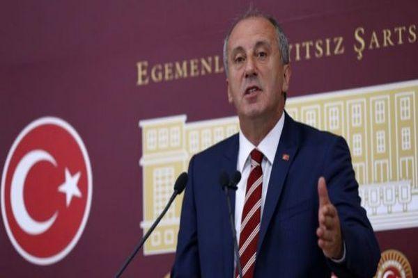 Muharrem İnce'den Kemal Kılıçdaroğlu'na 'Hodri Meydan'