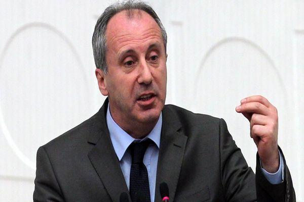 Muharrem İnce'den Kemal Kılıçdaroğlu'na sert sözler!
