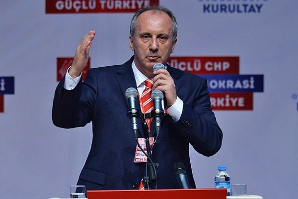 Muharrem İnce, 'Biz program partisiyiz'
