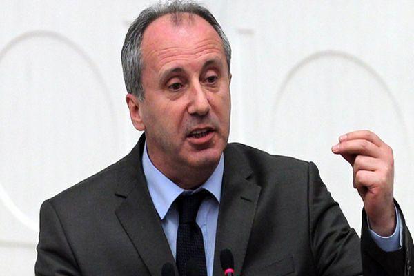 Muharrem İnce'den Kılıçdaroğlu'na sert eleştiri