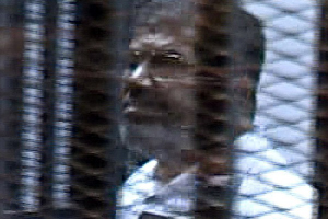 Mursi, 'Mısır'ın meşru cumhurbaşkanıyım'