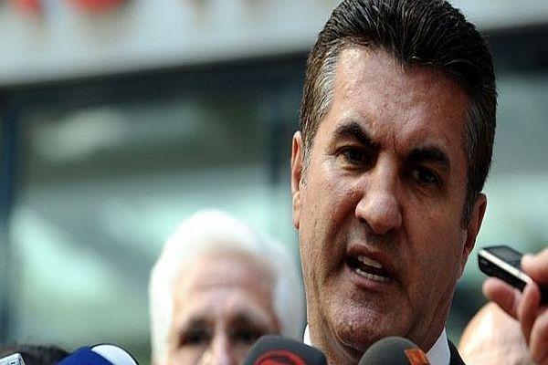 İşte Mustafa Sarıgül'ün genel başkan adayı!