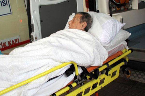 Müzeyyen Senar hastaneye kaldırıldı