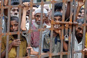 Myanmar'da 40'tan fazla Müslüman öldürüldü