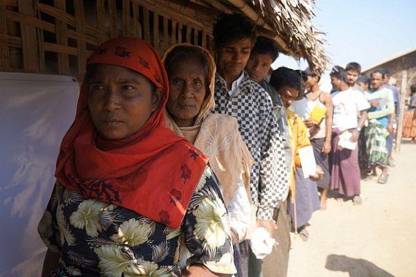 Myanmar hükümetine nüfus sayımı erteleme çağrısı