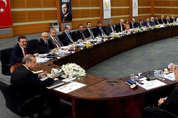 AK Parti MYK toplantısı 2 saat 40 dakika sürdü
