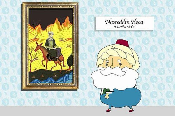 Japonya'daki anime fuarına Nasreddin Hoca damgası
