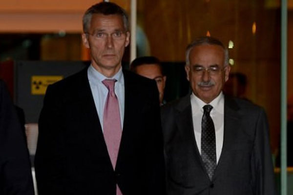 NATO Genel Sekreteri Türkiye'ye geldi