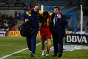 Neymar, Barcelona Getafe maçında sakatlandı