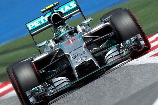 Avusturya'da da Nico Rosberg kazandı