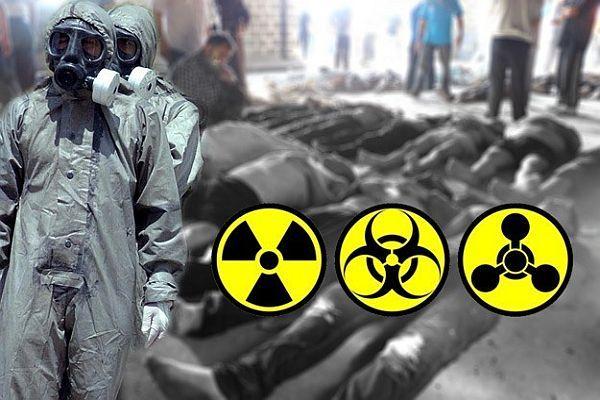 Suriye'nin kimyasal silahlarının imhasına başlandı