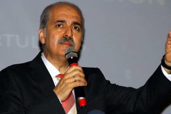 Numan Kurtulmuş'tan BDP'ye çağrı