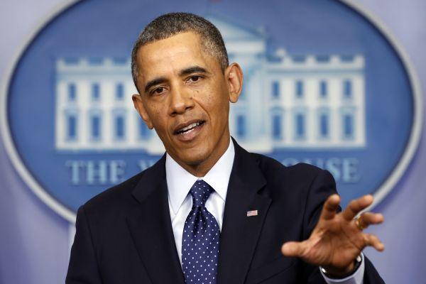 Obama, 'Rusya'nın müdahalesi kabul edilemez'