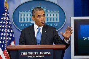 Obama, 'Yapmak istediğimiz barışa şans vermek'