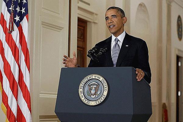 Obama, 'Referandum kararı uluslararası hukuka aykırı'