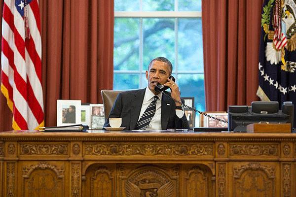 Obama, Avrupalı liderlerle Ukrayna'yı görüştü