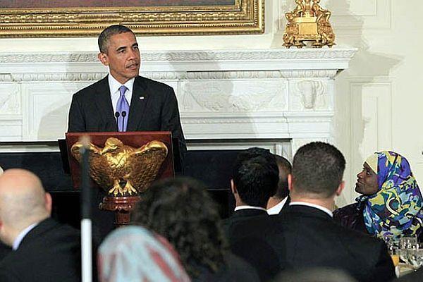 Obama iftarda ateşkes çağrısını destekledi
