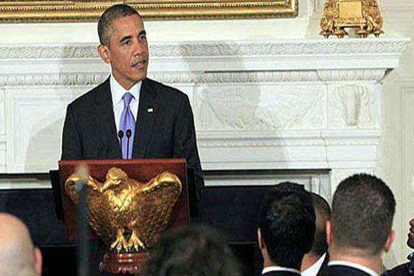 Obama İsrail'in hava saldırılarını savundu