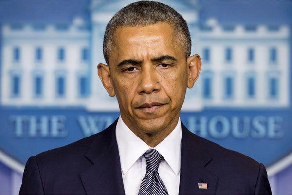 Obama Paris'teki saldırıyı kınadı, 'Omuz omuzayız'