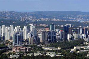 İstanbul'da ofis fiyatları arttı