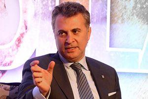 Beşiktaş Başkanı Orman'dan transfer açıklaması