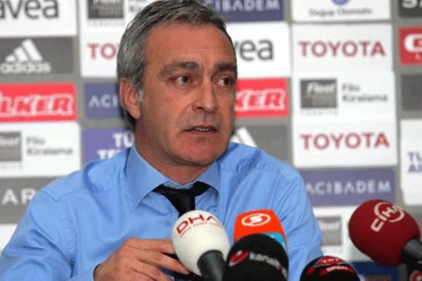 Beşiktaş'ta Önder Özen istifa etti