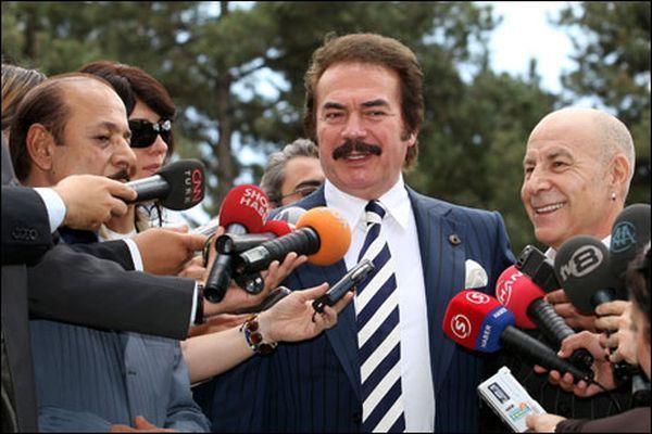 Orhan Gencebay cumhurbaşkanı adayını açıkladı
