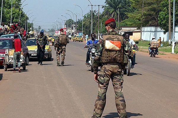 Orta Afrika Cumhuriyeti'nde 6 bin 600 asker görev yapıyor