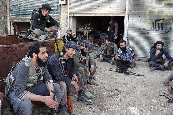 Suriye'de muhaliflerden 'ortak operasyon birimi'