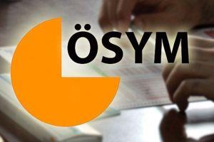 2014 ÖSYS işlemleri 15 Ocak'ta sona erecek