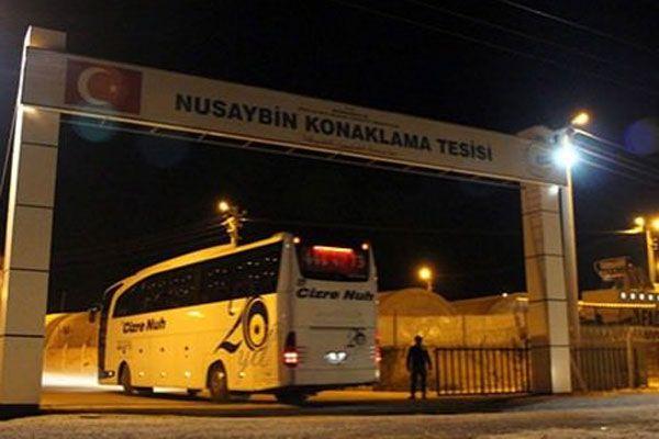 Otobüsler Ezidiler için sefer yapıyor