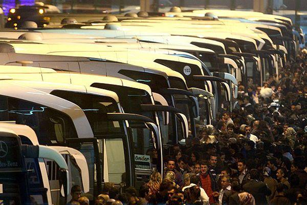 Otobüslerde 'emniyet kemeri' zorunluluğu getirildi