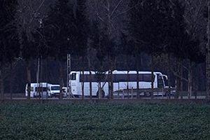 Adana'da otobüste otomatik tüfek mermisi ele geçirildi