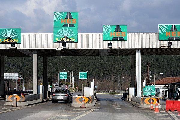 Köprü ve otoyollardan 269 milyon lira gelir elde edildi